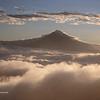 Distant Volcano