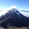 Iliniza Sur From the Summit of Iliniza Norte