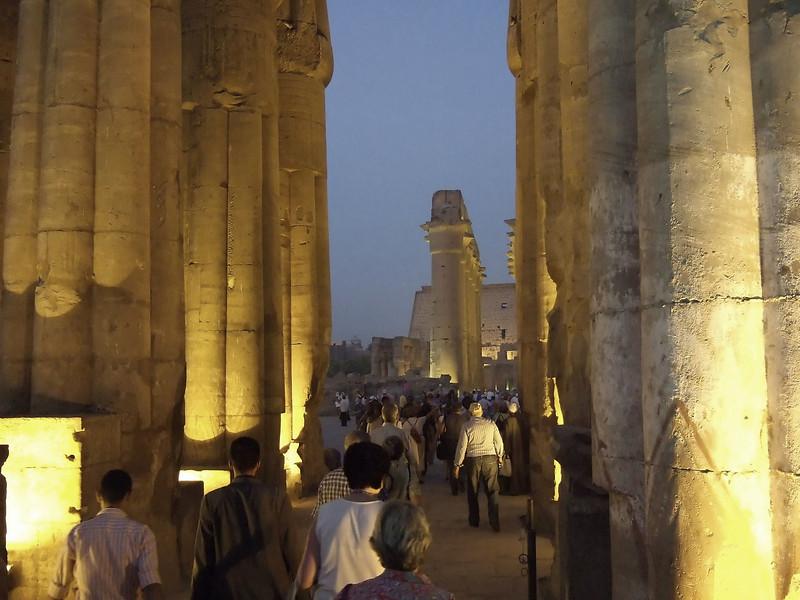 Luxor Temple circa 550 BC
