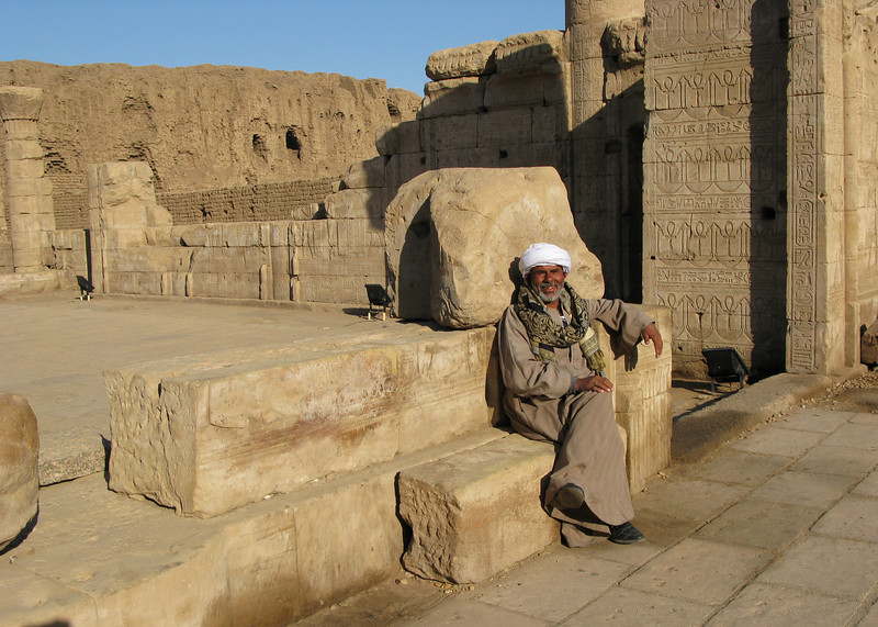 Plain Clothes Antiquities Police