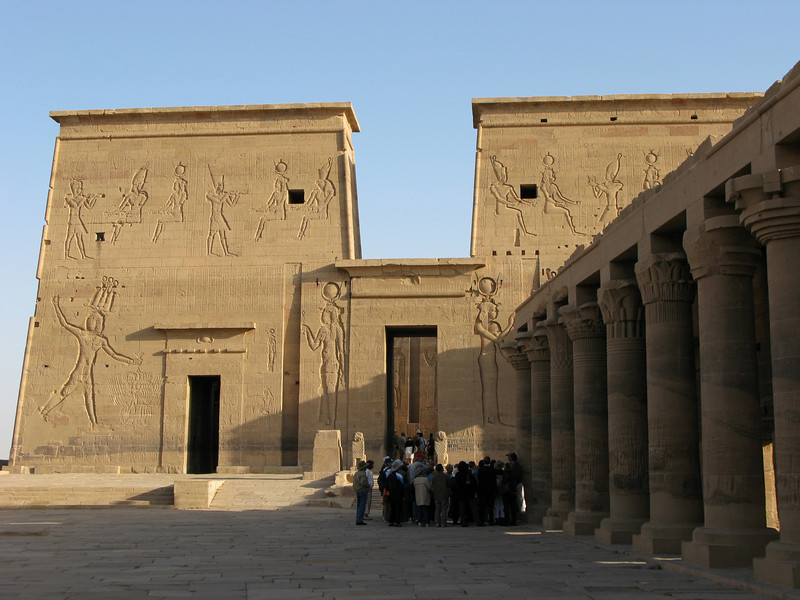 The Philae Temple
