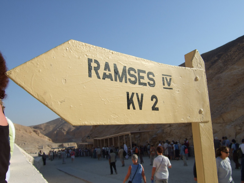 The Tomb of Ramses IV