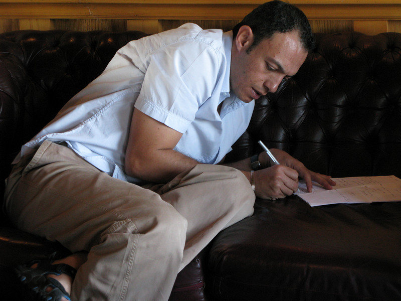 Tour Guide Ahmed Sokkar - Horus