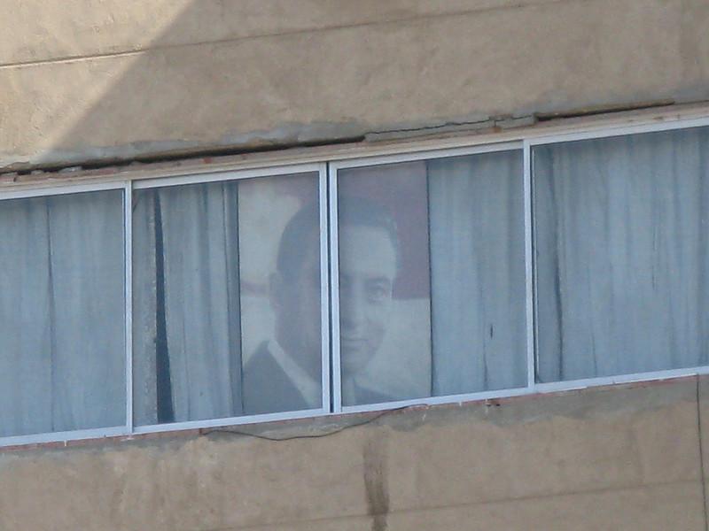 Window in Aswan