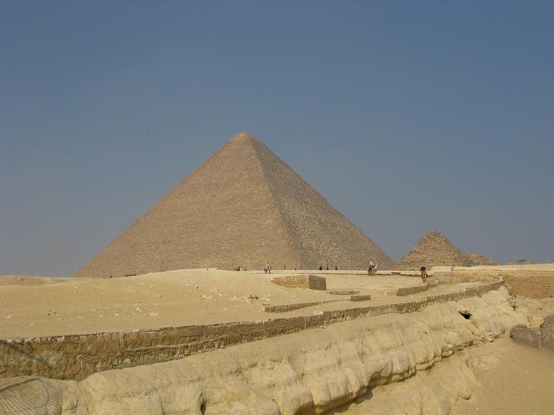 Great Pyramid of Cheops at Giza