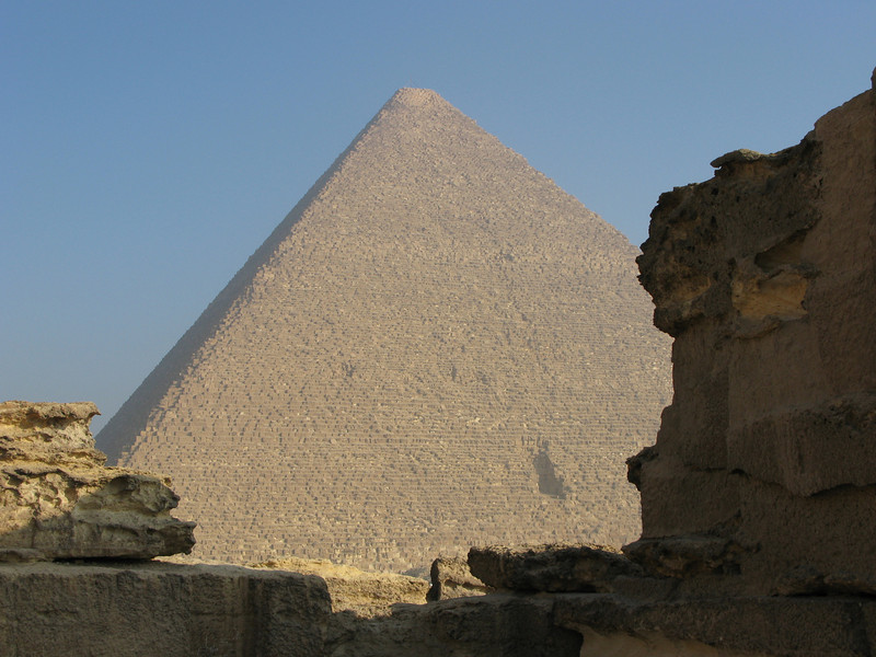 Great Pyramid of Cheops