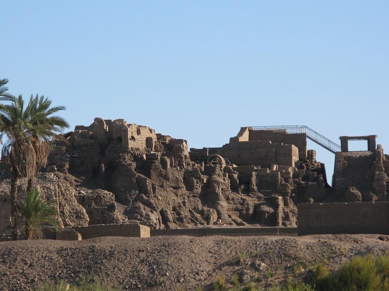 Elephantine Island Archeological Site