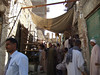 Aswan Bazaar by Day