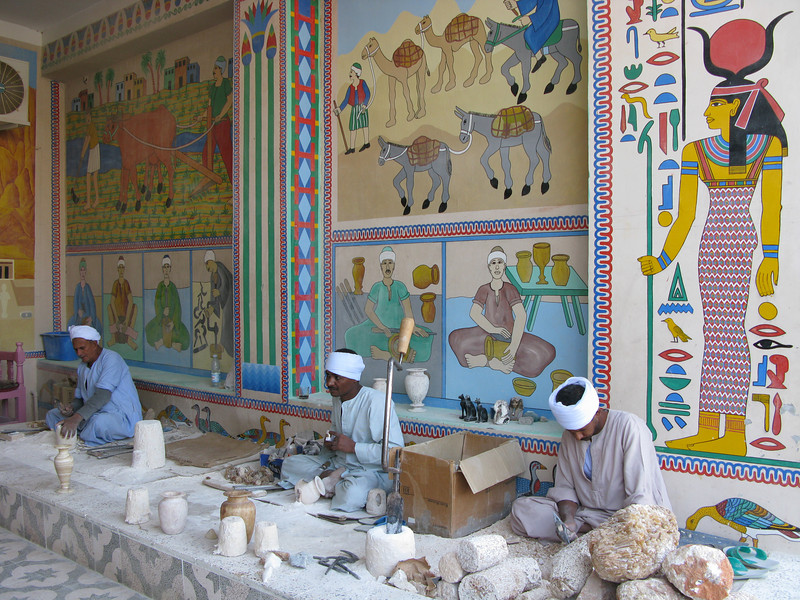 Stone Workers