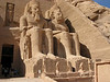 Ramesses II at Abu SImbel