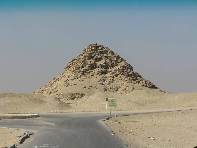 Pyramid at Saqqara