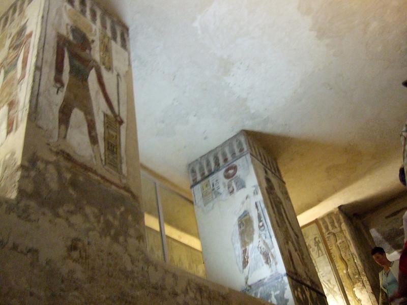 Inside Tomb of Ramses III