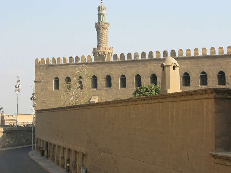 The Palace of Muhammed Ali at the Mosque in Cairo