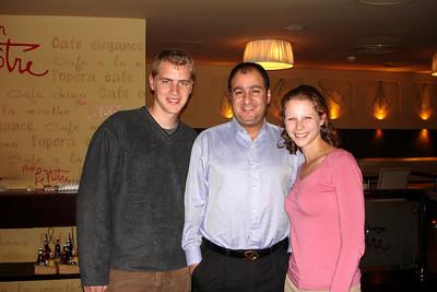Out with Nezar - Maadi, Egypt ... November 29, 2006