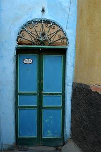 A house on Elephantine Island - Aswan, Egypt ... November 25, 2006 ... Photo by Emily Conger