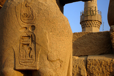 Luxor Temple - Day