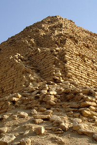 The stepped Pyramid of Zoser - Saqqara, Egypt ... November 28, 2006 ... Photo by Rob Page III