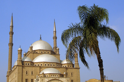 The Citadel of Cairo