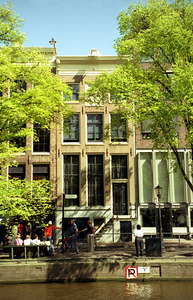 Anne Frank's House - Amsterdam, Netherlands. ... June 28, 2001 ... Photo by Rob Page III