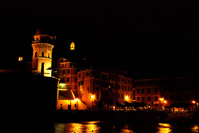 Vernazza, Cinque Terre - Italy. ... July 8, 2001 ... Photo by Rob Page III