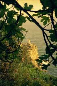 Vernazza, Cinque Terre - Italy. ... July 10, 2001 ... Photo by Rob Page III