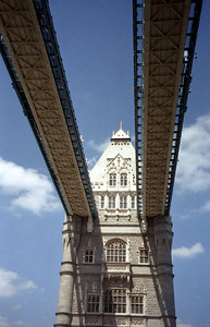 The Tower Bridge of London. ... June 21, 2001 ... Photo by Rob Page III.