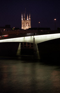 London Bridge. ... June 21, 2001 ... Photo by Rob Page III