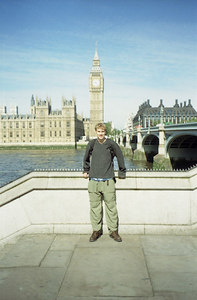 Rob and Big Ben. ... June 18, 2001