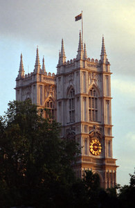 Westminster Abbey where English royalty is coronated. ... June 21, 2001 ... Photo by Rob Page III