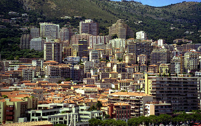 The lavishness of Monaco - Monte Carlo, Monaco ... July 7, 2001 ... Photo by Rob Page III