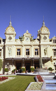 Monaco's world famous casino - Monaco. ... July 7, 2001 ... Photo by Rob Page III