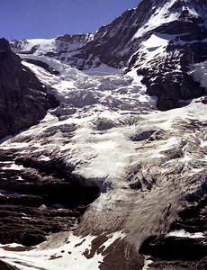 Eigergletscher, Switzerland. ... July 3, 2001 ... Photo by Rob Page III