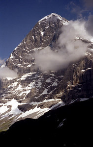 The North Face of the Eiger. ... July 2, 2001 ... Photo by Rob Page III