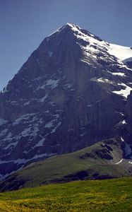 The Eiger - Switzerland. ... July 3, 2001 ... Photo by Rob Page III