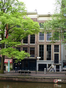 Anne Frank's house - Amsterdam, Netherlands ... June 15, 2006 ... Photo by Rob Page III