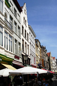 Streetscape - Antwerpen, Belgium ... June 18, 2006 ... Photo by Rob Page III