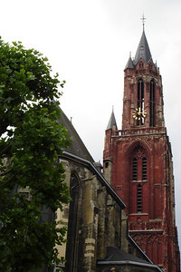 Saint John Church - Maastricht, Netherlands ... June 19, 2006 ... Photo by Rob Page III