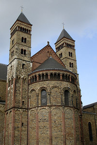 Basilica of Saint Servatius - Maastricht, Netherlands ... June 19, 2006 ... Photo by Rob Page III