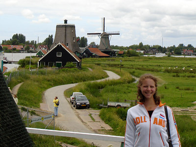 Emily - Zaanse Schans, Netherlands ... June 16, 2006 ... Photo by Rob Page III