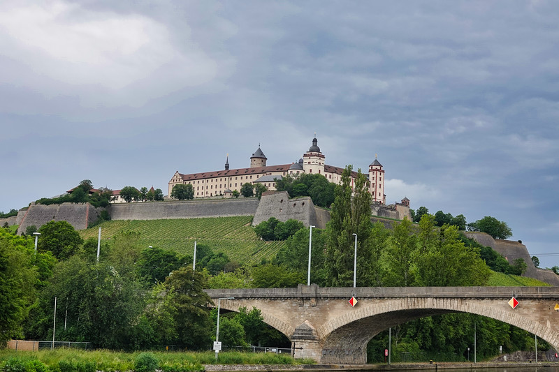 The Würzburg Residence is now a palace in Würzburg, Germany. The foundations of the Würzburg Residence were laid In 1796 and It is  representative of the Austrian/South German Baroque style.