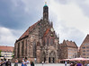 Church of Our Lady, Nuremberg.  Construction started in 1509.