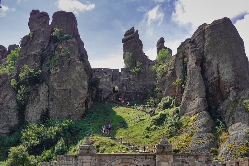 The only existing entirely preserved medieval castle, Babini Vidini Kuli in Vidin, Bulgaria.