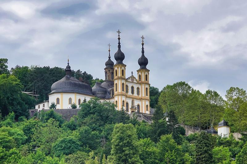 Käppele Sanctuary in Wurzberg, Germany.