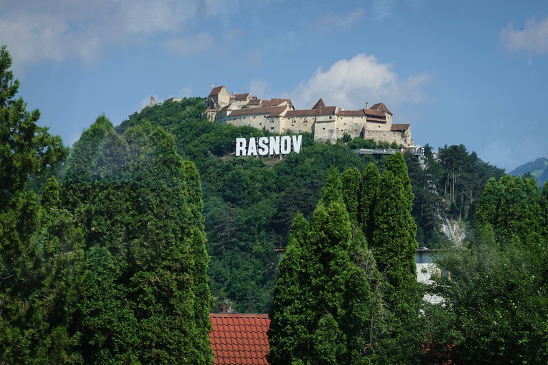 Râșnov is a town in Brașov County, Romania with a population of 15,022. It is located at about 15 km from the city of Brașov and about the same distance from Bran, on the road that links Wallachia and Transylvania.