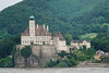 Schönbühel Castle sits on the Danube's south bank in the Lower Austrian town of Schönbühel-Aggsbach, below Melk on the right bank of the Danube. The origins of the castle date from the early 12th century.