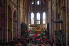 Inside the Bamberg Cathedral