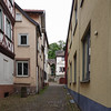 Streets of Miltenberg, Germany.