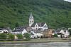 Typical middle Rhine town.