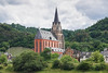 Liebfrauenkirche, Church of Our Lady, Oberwesel, Upper Middle Rhine Valley, UNESCO World Heritage Site, Rhineland-Palatinate