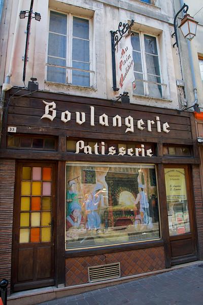 Traditional Bakery, Honfleur